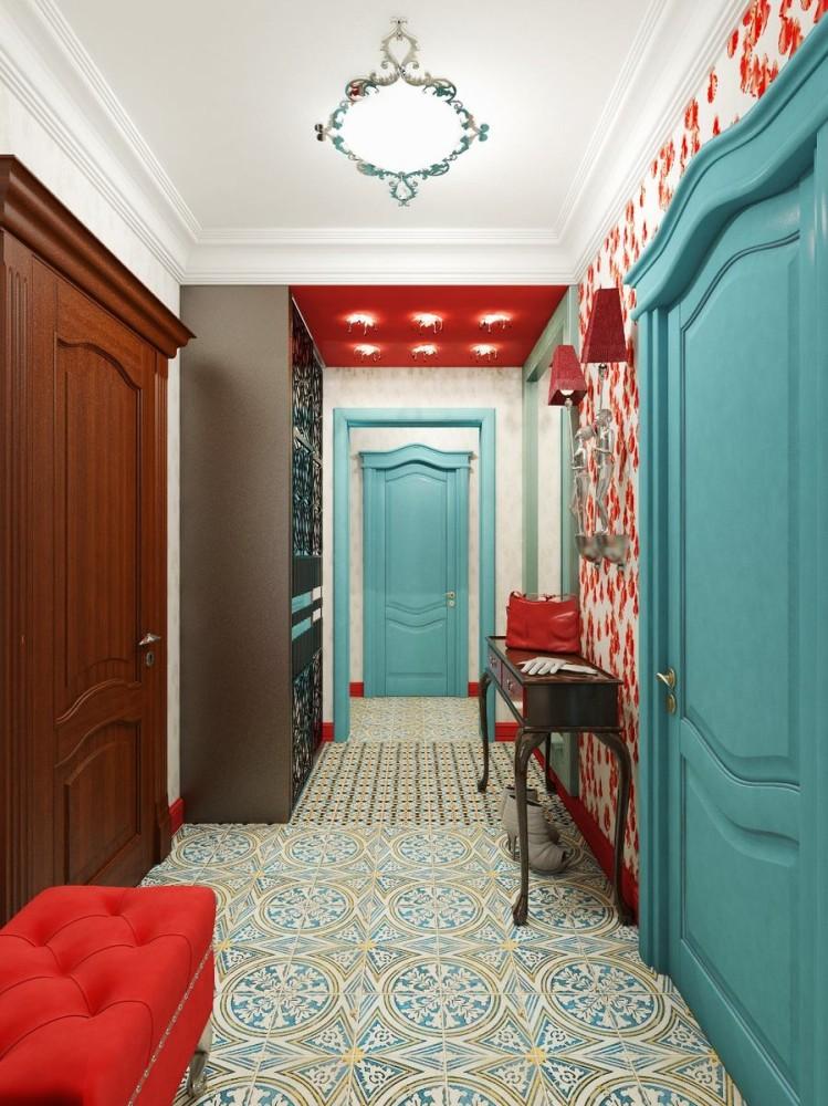 Мебель и предметы интерьера в цветах: бирюзовый, серый, сине-зеленый, темно-коричневый. Мебель и предметы интерьера в стилях: арт-деко, ближневосточные стили, эклектика.