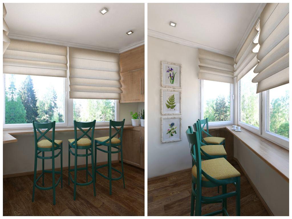 Балкон, веранда, патио в цветах: бирюзовый, черный, серый, светло-серый. Балкон, веранда, патио в стиле прованс.