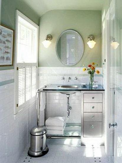 Мебель и предметы интерьера в цветах: светло-серый, белый. Мебель и предметы интерьера в .